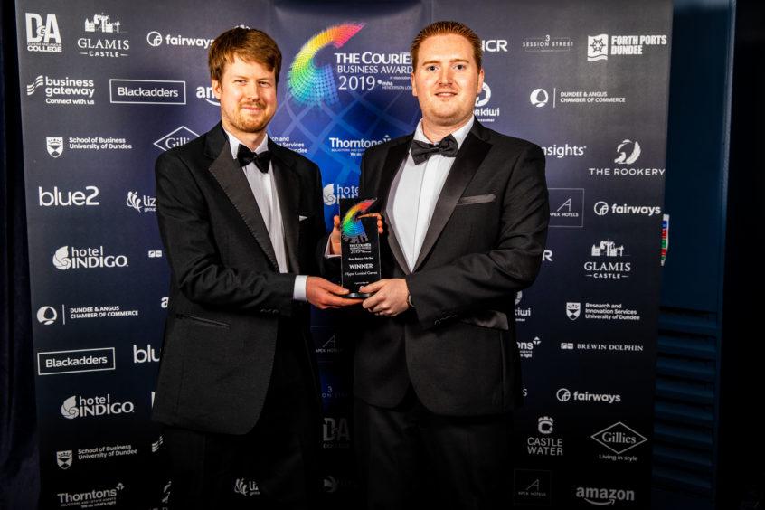 Games Business of the Year Winner, Hyper Luminal Games