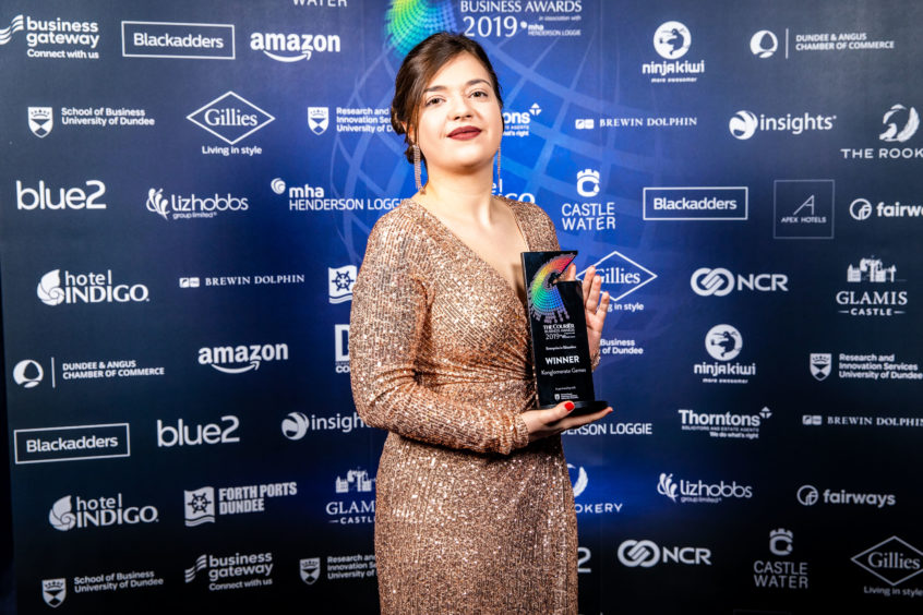 Enterprise in Education Award Winner, Konglomerate Games