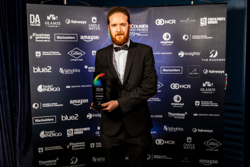 Small Business of the Year Winner, Elite Audio