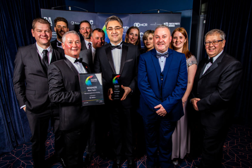 Manufacturing Business of the Year Winner, Baker Hughes