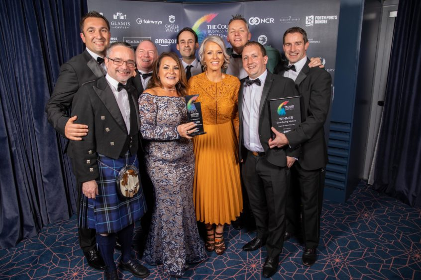 Export Business of the Year Winner, Dover Fuelling Solutions