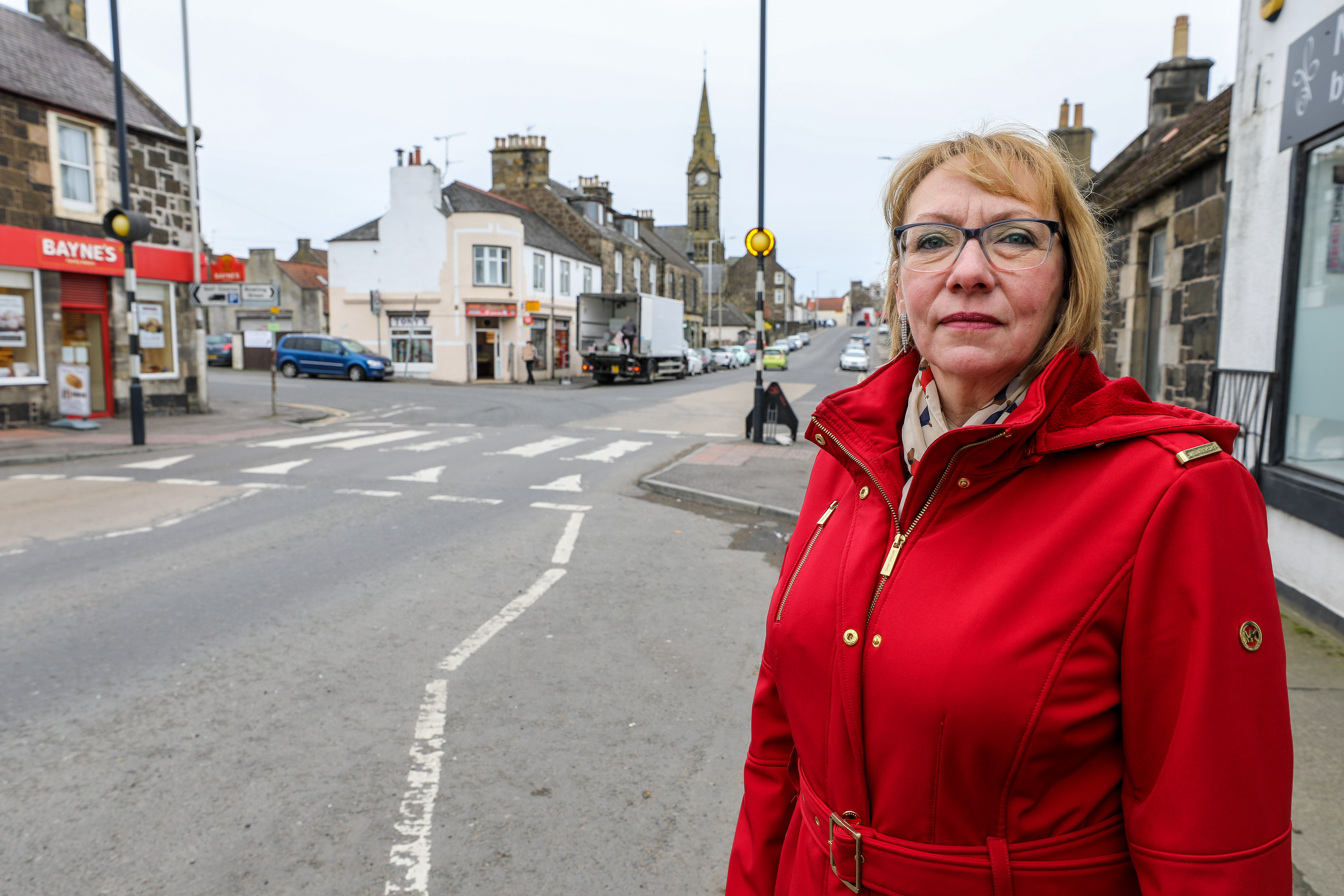 Glenrothes councillor Jan Wincott said more should have been done to inform those affected by the boundary changes.