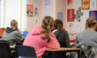 The number of secondary school pupils in Perthshire suspended has risen for the second consecutive year.