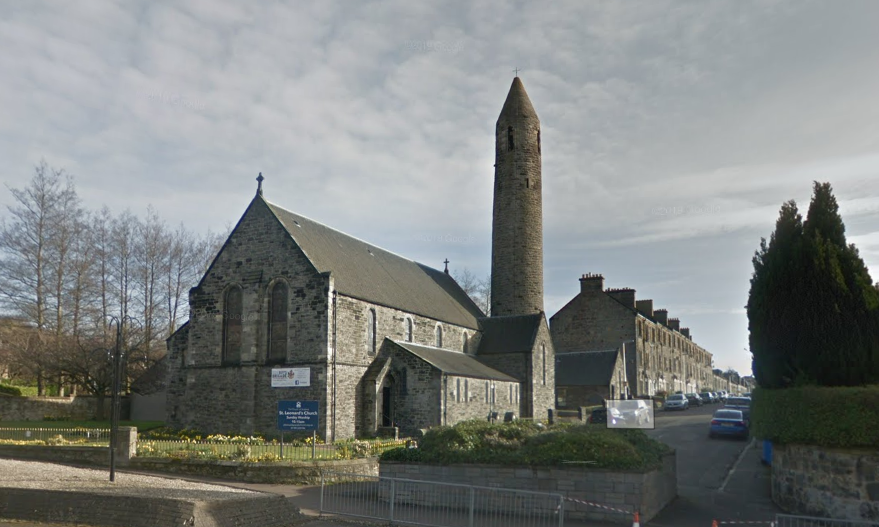 St Leonards Church, in Dunfermline, is part of Dunfermline Presbytery which is reviewing buildings.