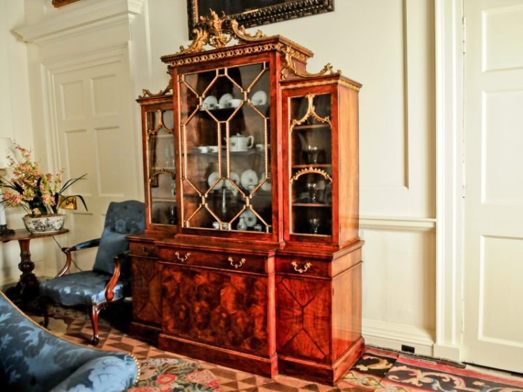 Thomas Chippendale Furniture Dumfries House