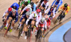Track cycling stars come to Glasgow.