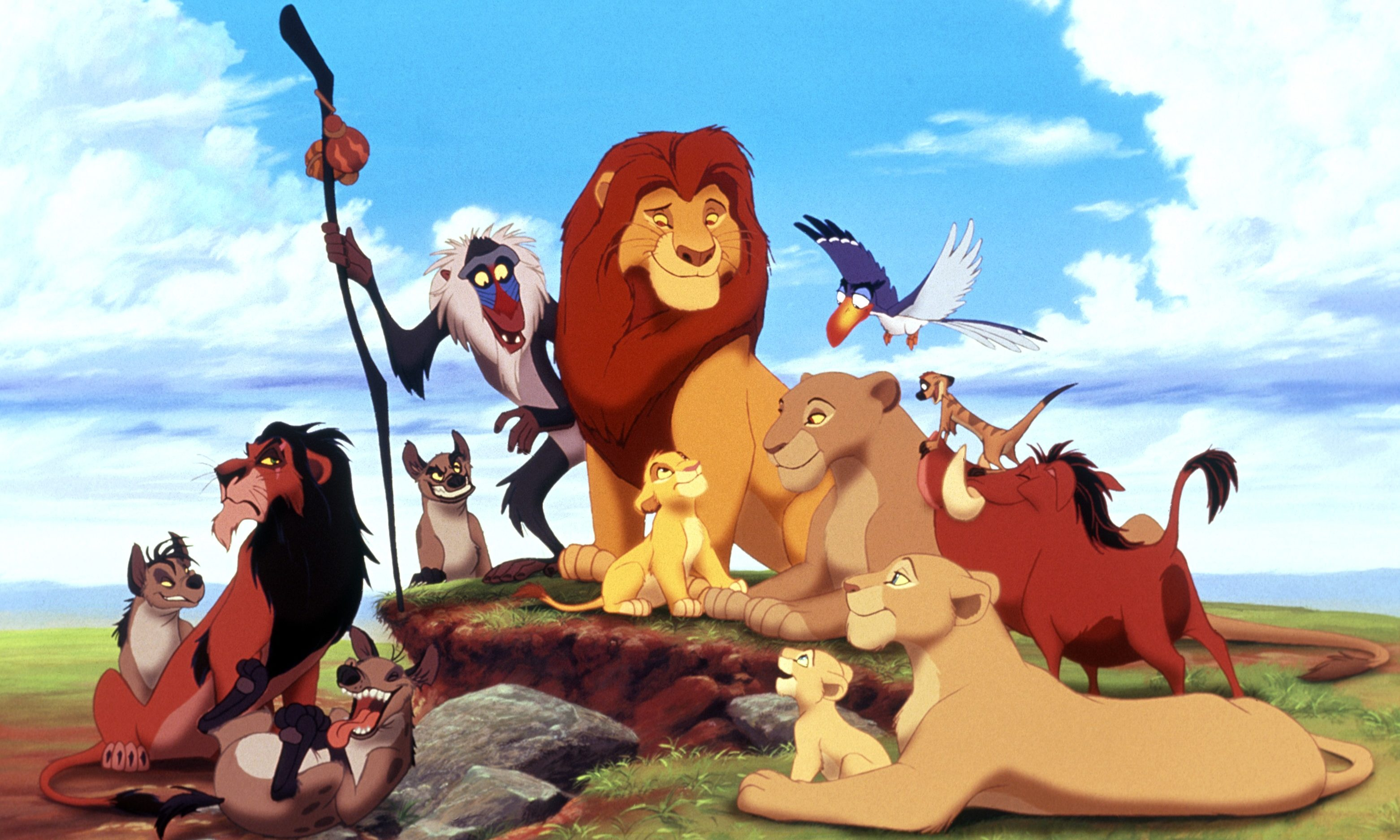 The Lion King.