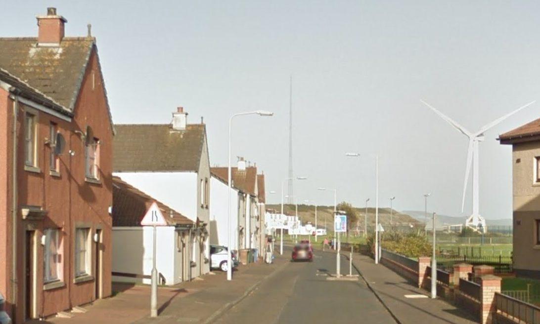 West High Street, Buckhaven (stock image).