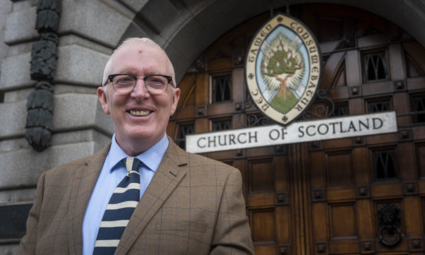 The Rev. Dr Martin Fair will be installed as Kirk Moderator on Saturday,