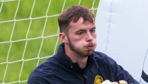 Dundee take goalkeeper Conor Hazard back on loan from Celtic