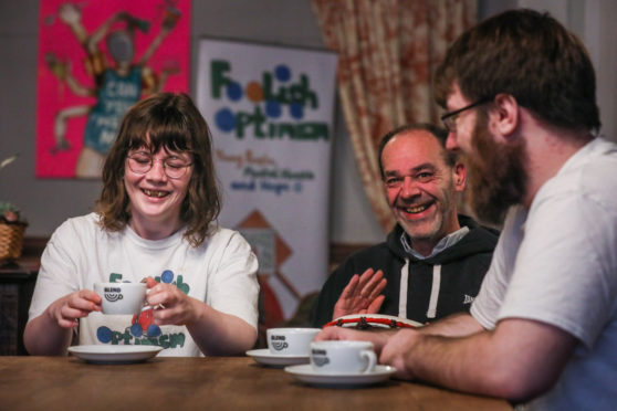 Leigh Addis from Foolish Action with Drumdee's William Scotland chat with Michael Elliot (Foolish Optimism).