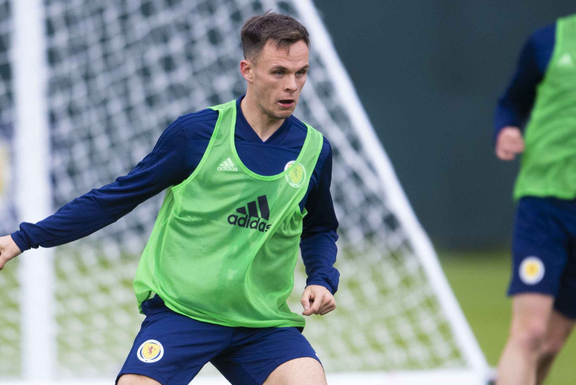 Lawrence Shankland has missed several games through injury.