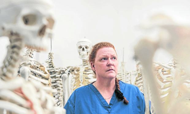 Former Anatomy Chair Professor Dame Sue Black will return for the book launch