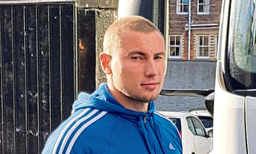 Kamil Morawski.