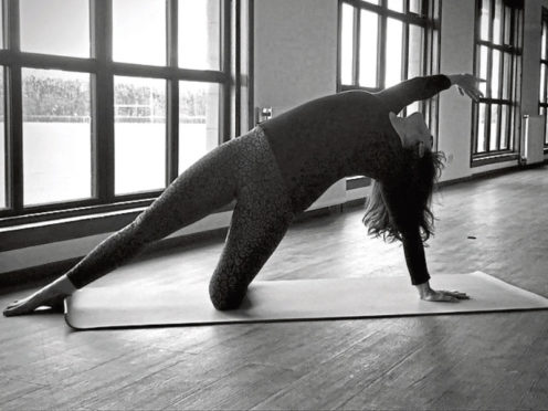 Yoga and Mindfulness teacher Ranit Katz  shares her five tips for coping with Christmas stress.