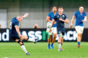 The drop goal against Samoa was the highlight of Stuart Hogg's World Cup.