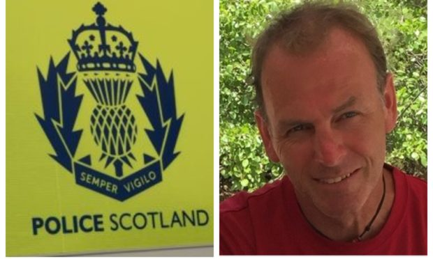 David Strachan has been reported missing