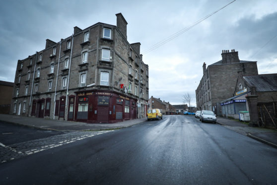 One of the incidents happened on Dundonald Street.