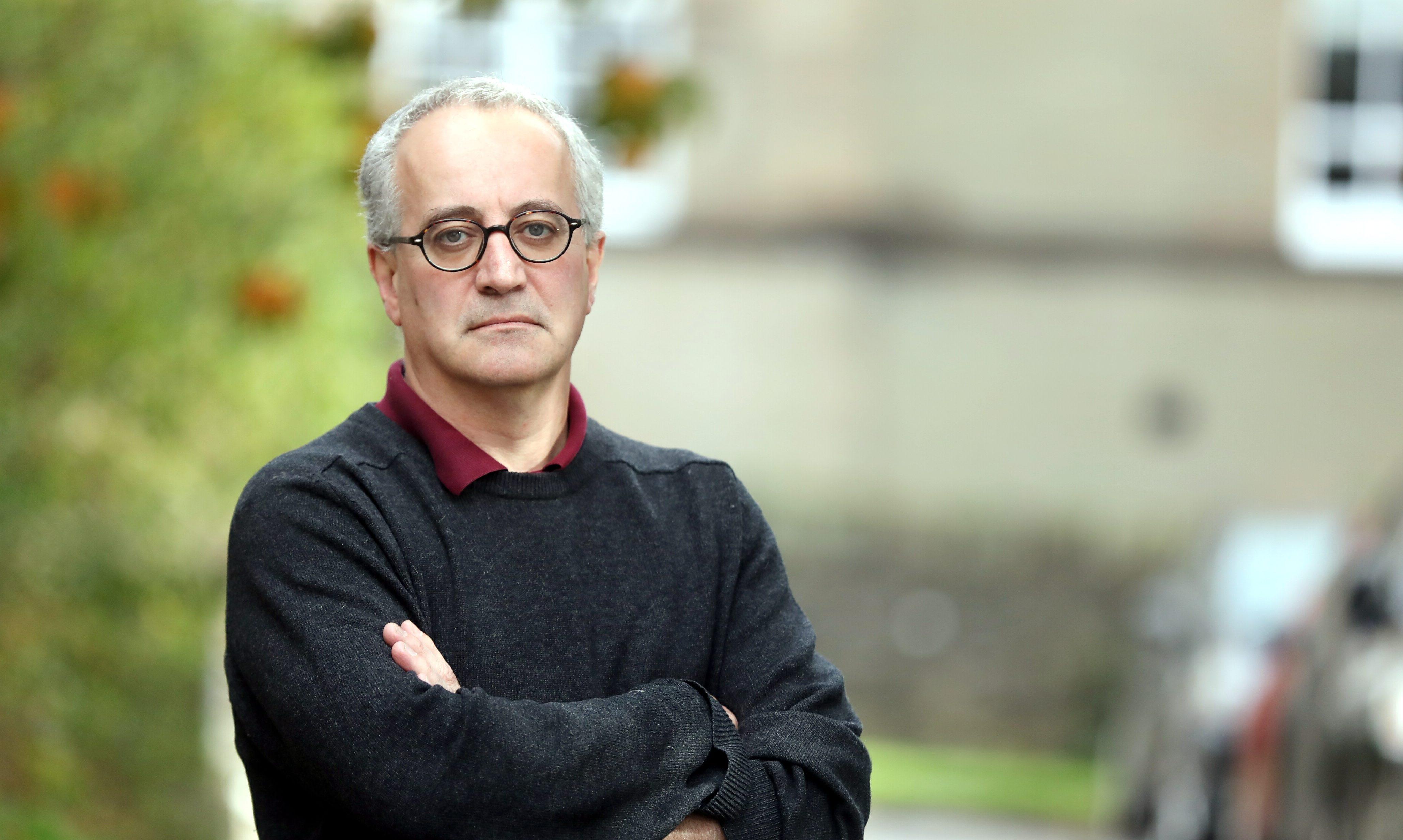 Dr Carlo Morelli.