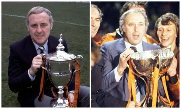Jim McLean brought unprecedented success to Dundee United.