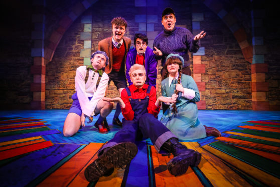 Join Wullie, Bob, Soapy Soutar, Wee Eck, and the rest o' the Sunday Post gang, in a brand new musical adventure celebrating the joint 80th anniversary of Dundee Rep & Scotland's most beloved comic strip, Oor Wullie!