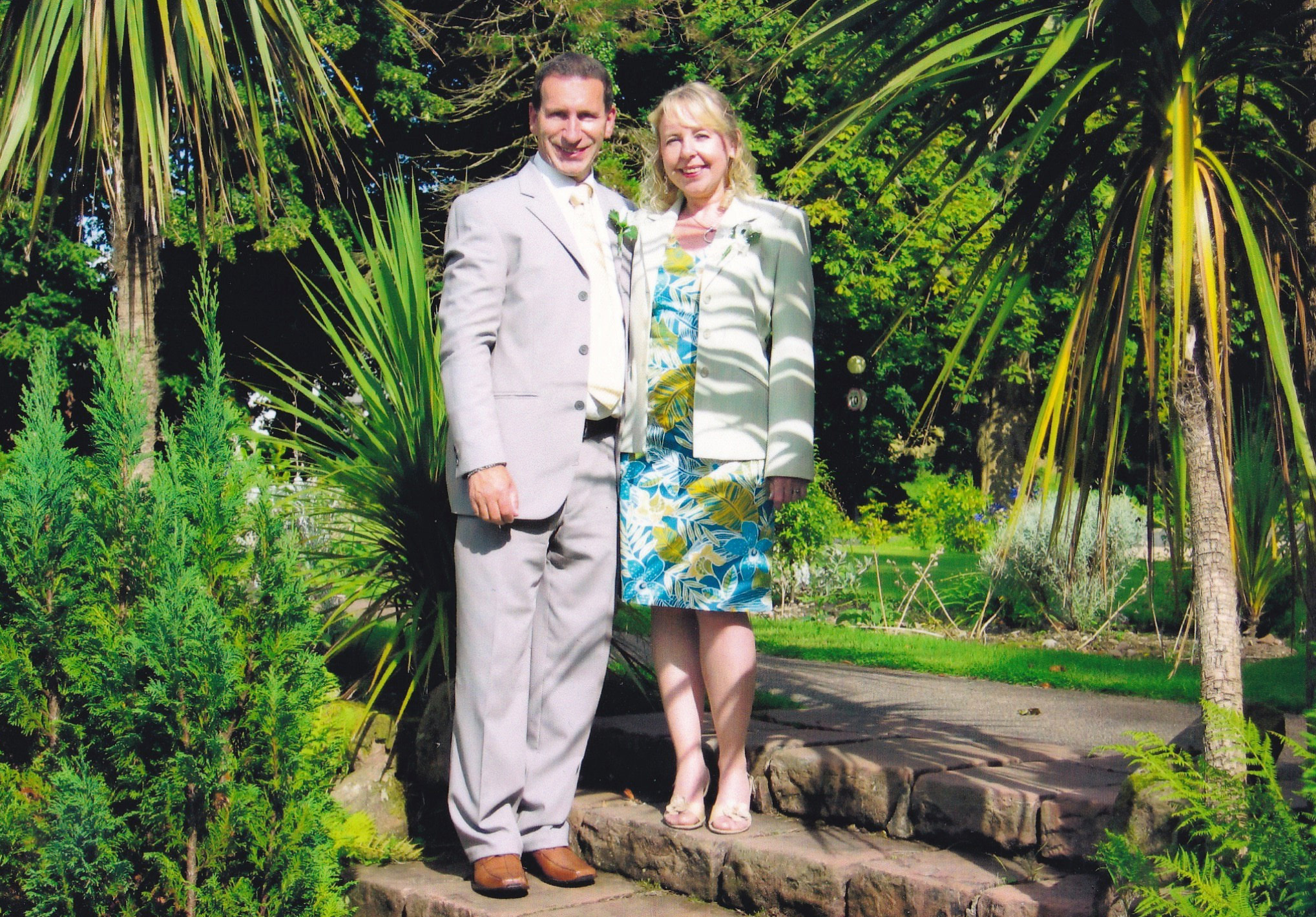 Harry and Shirley Taggerty.