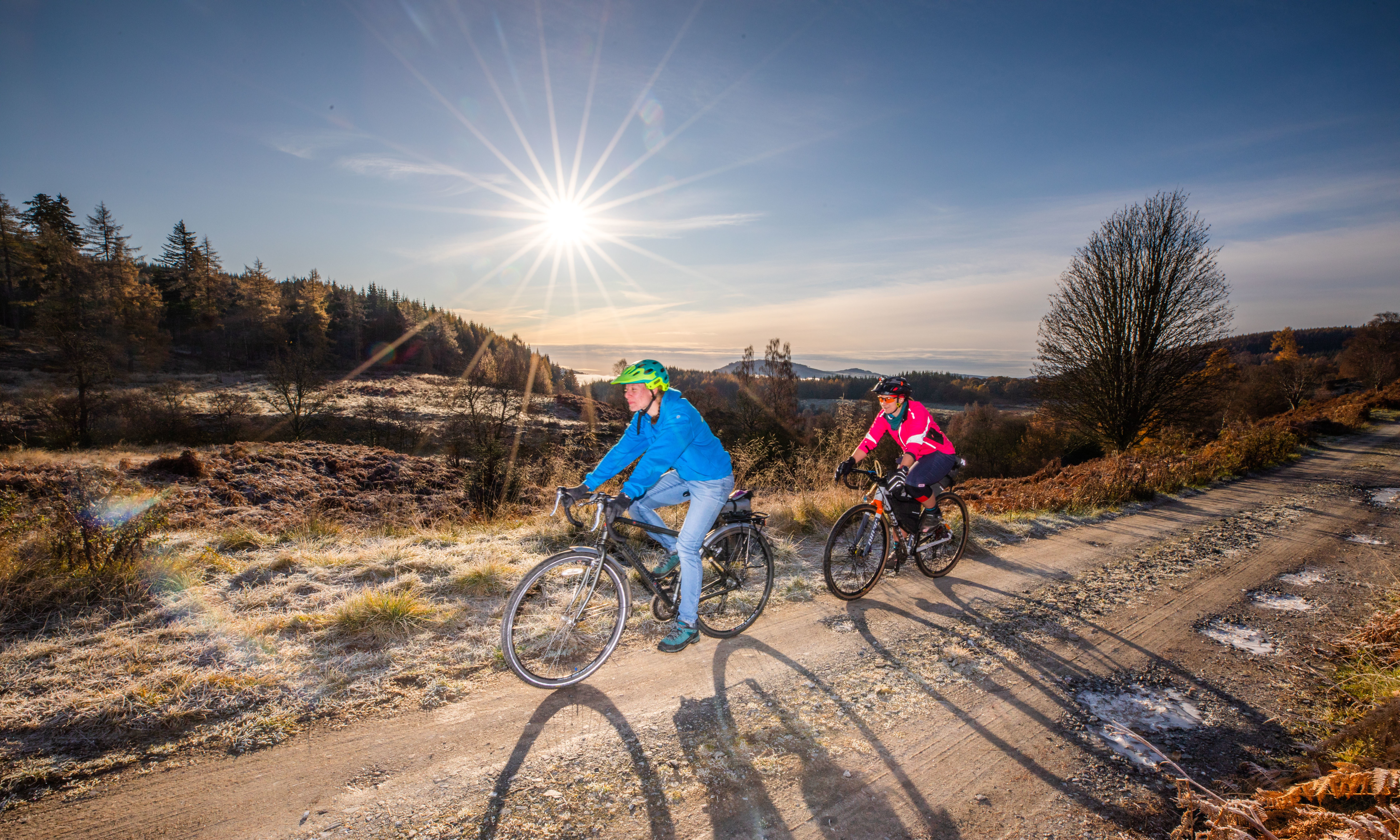 Mapping estate trails could encourage more people to holiday in Perthshire.