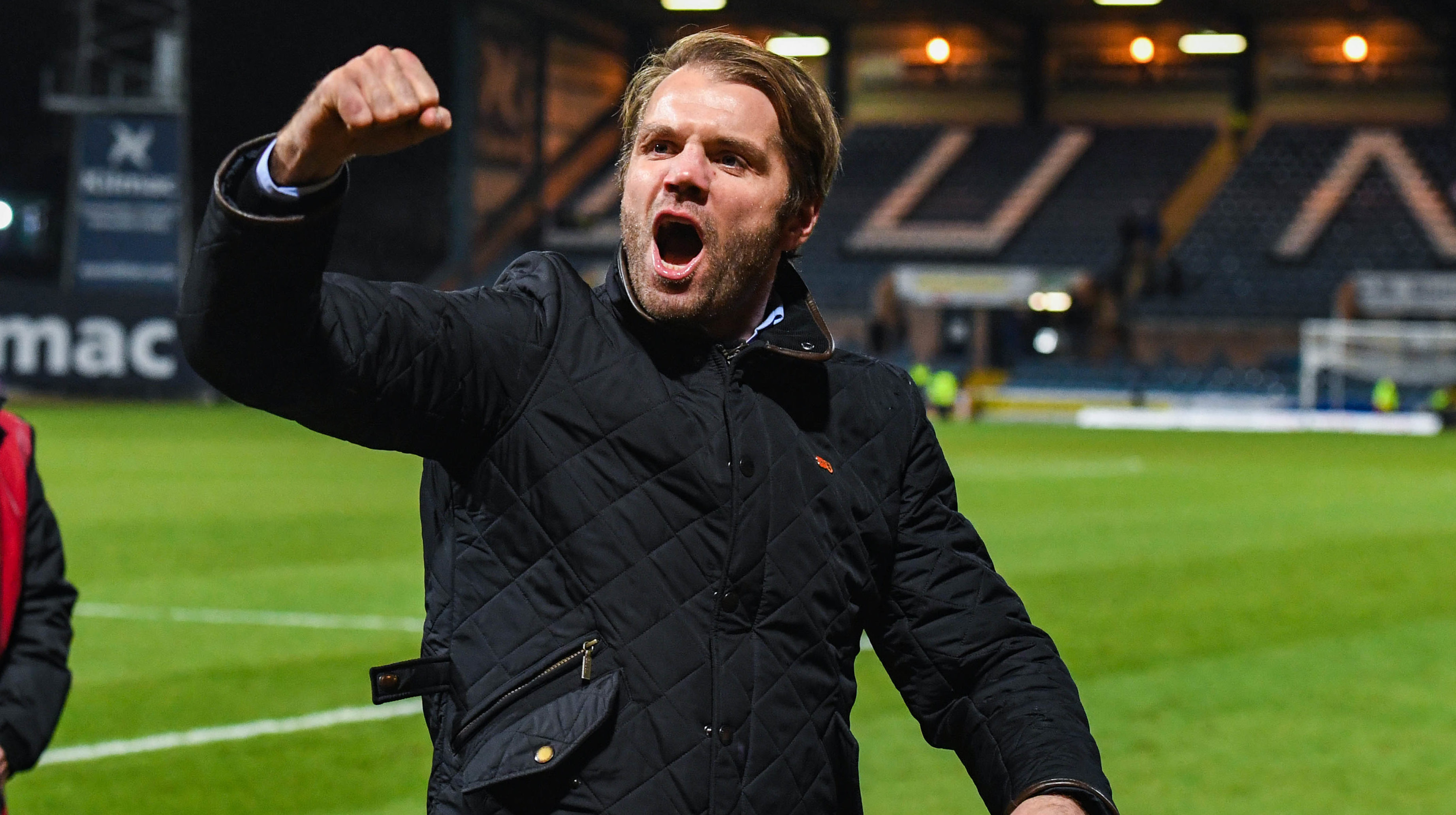 Dundee's voting U-turn led to rivals United and Robbie Neilson winning Championship title