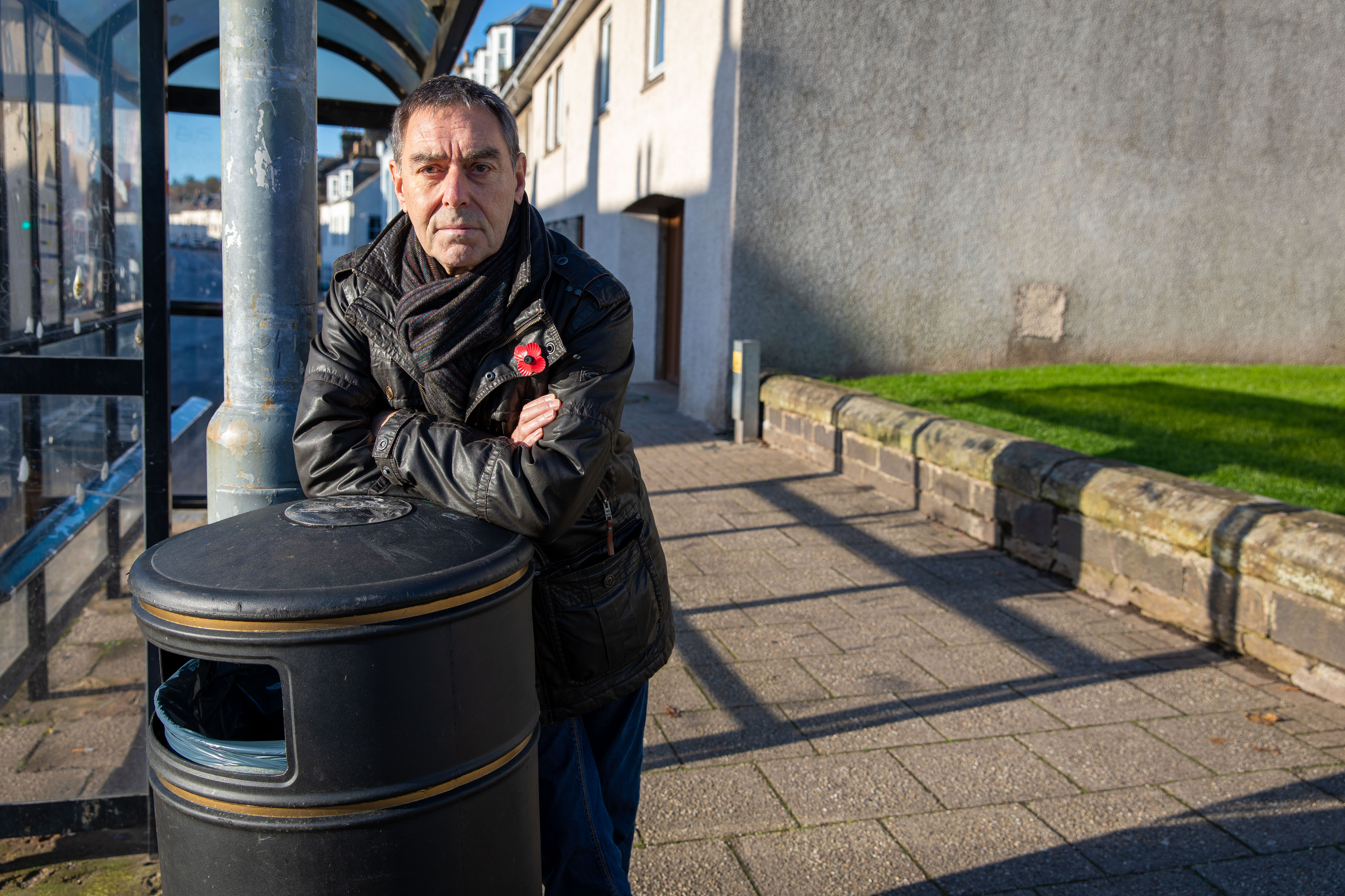 Local resident John Smith has raised concerns about the loss of Newburgh's street sweeper.