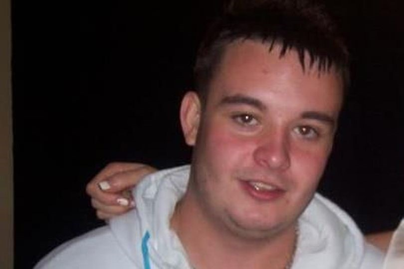 Stephen McCann was killed by drink driver Andrew Russell in 2012