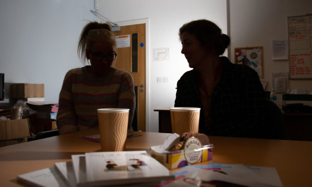 Saje Scotland has engaged with around 18,000 women since 2014