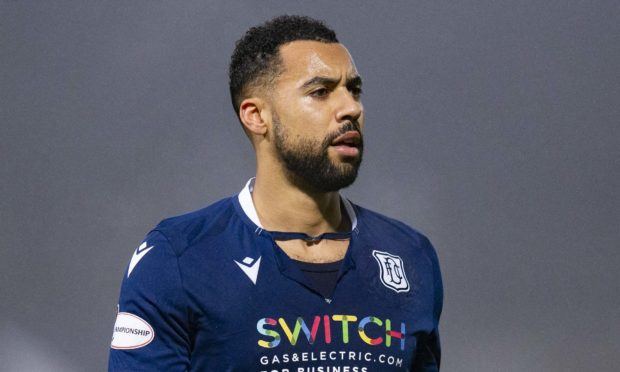 Kane Hemmings has left Dundee