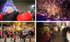 Christmas Lights switch-ons and markets are taking place across Courier country as of this week.
