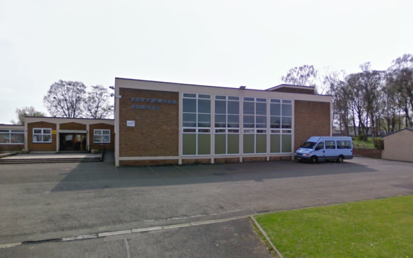 Southwood Primary School in Glenrothes.
