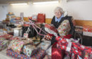 Irene Gillies is hoping for another overwhelming response to the Angel Tree campaign.