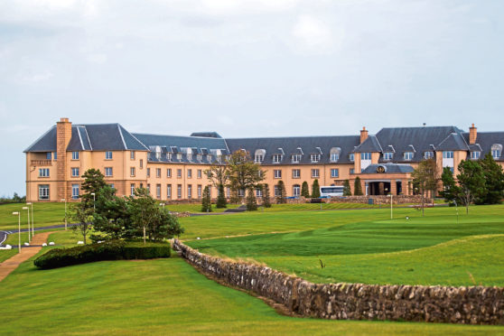 Fairmont Hotel and Golf Resort.
