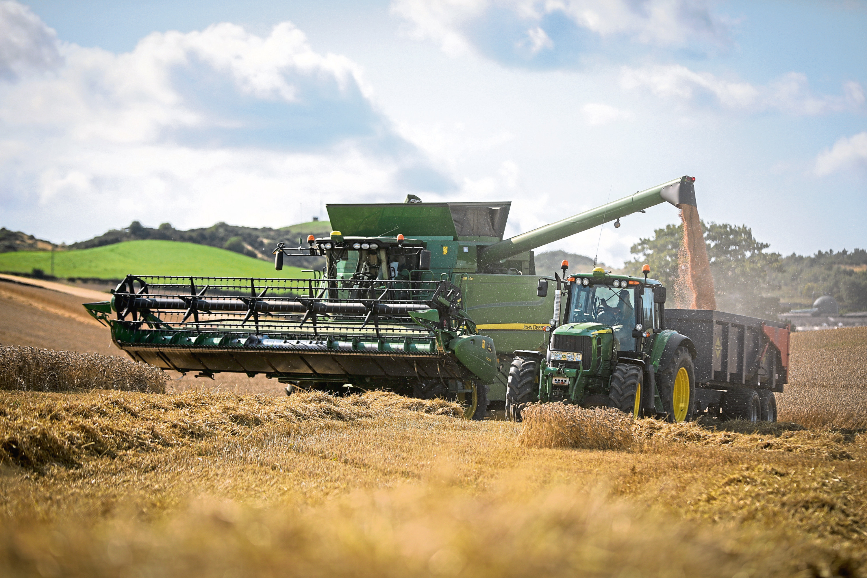Increases of more than five tonnes a hectare could be possible.