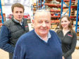 The ScanStone family team of William, Gordon and Alison Skea.