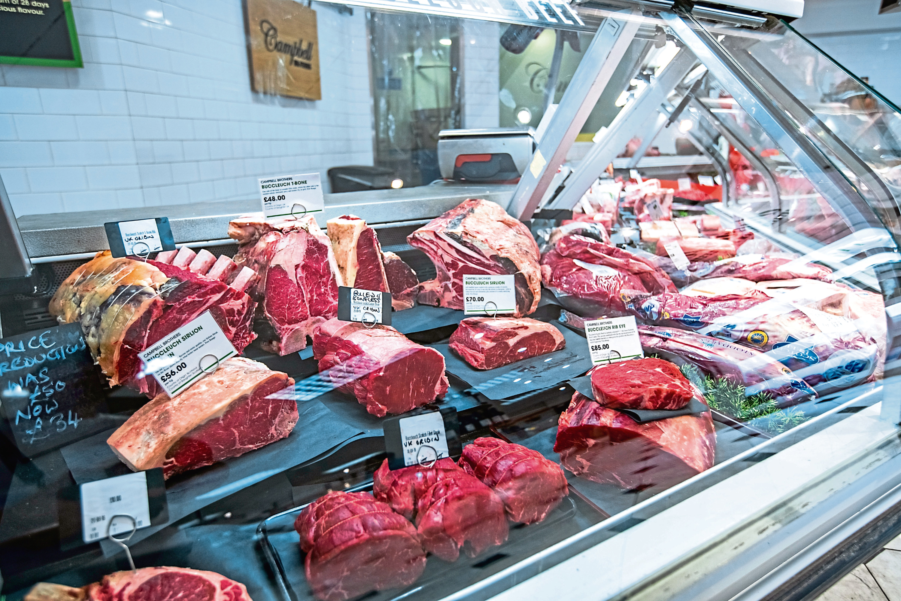 Consumers will be given fact-based information on meat production and nutrition throughout January.