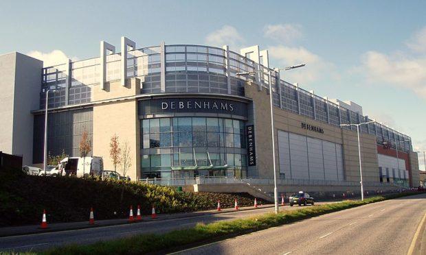 Kingsgate Centre, Dunfermline (stock image).