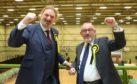 Chris Law and Stewart Hosie increased their majorities.