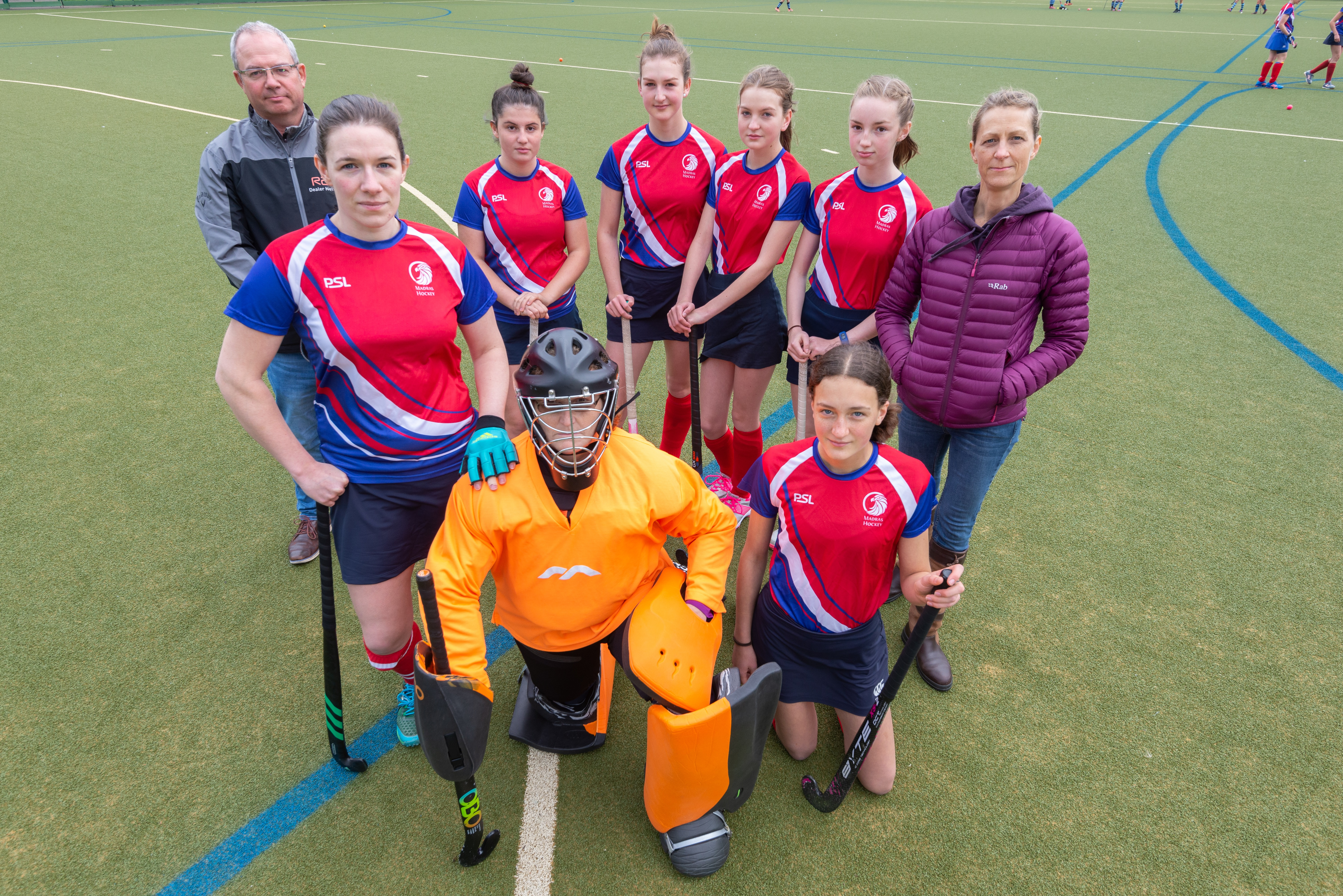 Madras FP Hockey Club want a 2G pitch at the new Madras College.