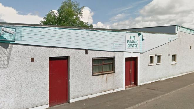 Fife Islamic Centre in Glenrothes.