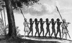 Has Scotland's role in the slave trade largely been airbrushed from history?