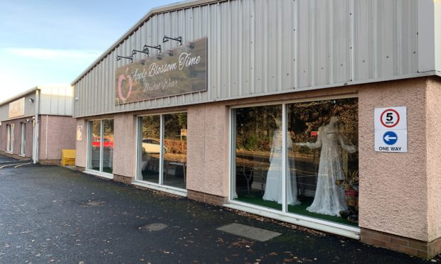 Apple Blossom Time in Glencarse went into liquidation on November 27.