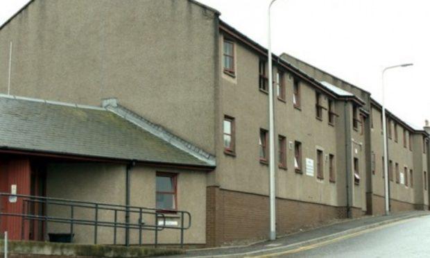 James Bank Hostel, Dunfermline (stock image).