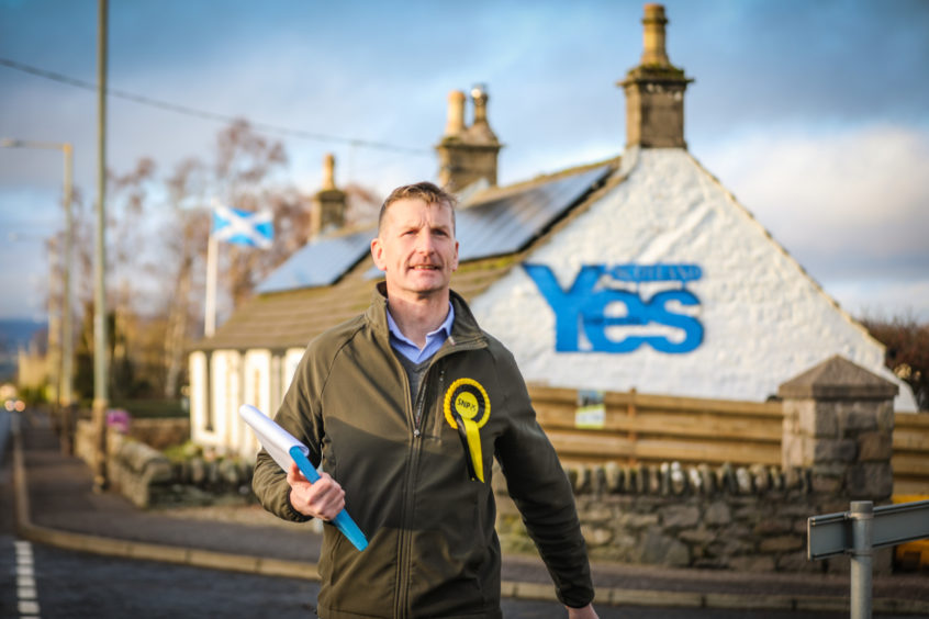 Dave Doogan MP