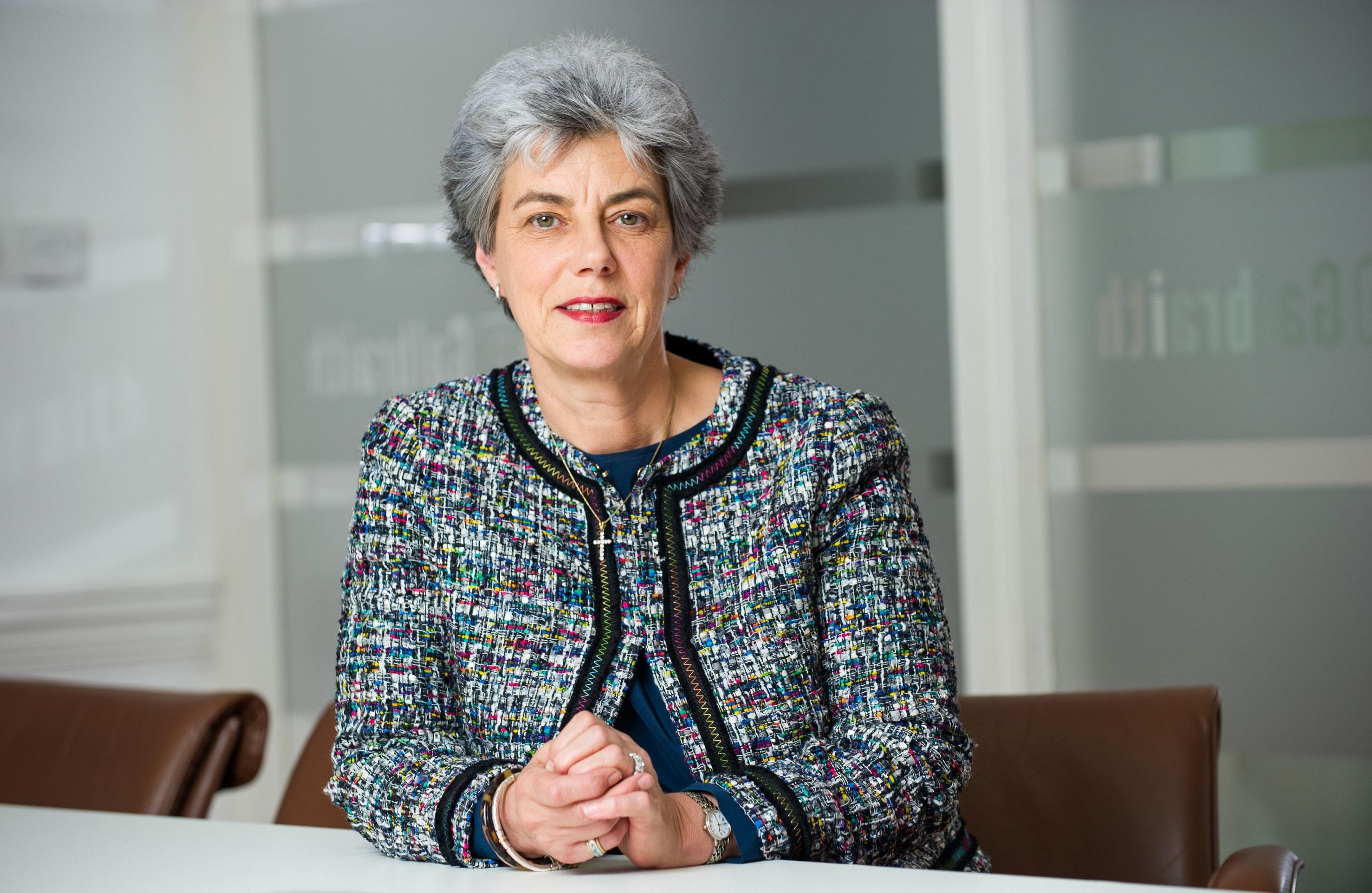 Galbraith chief executive Pam Over. Picture: Stuart Nicol.