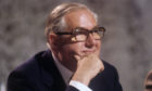 Former Labour leader/Prime Minister James Callaghan.