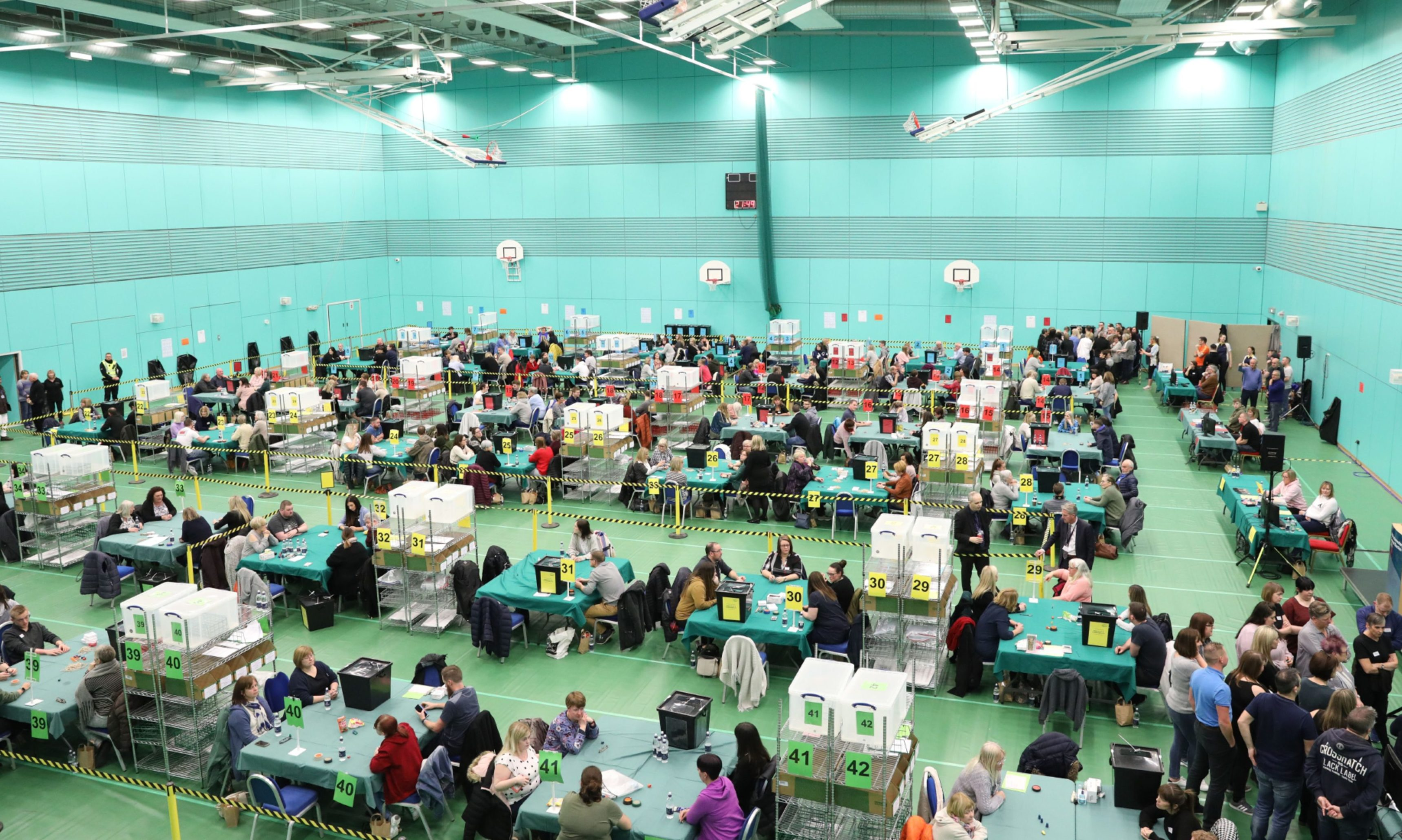 The Glenrothes count.
